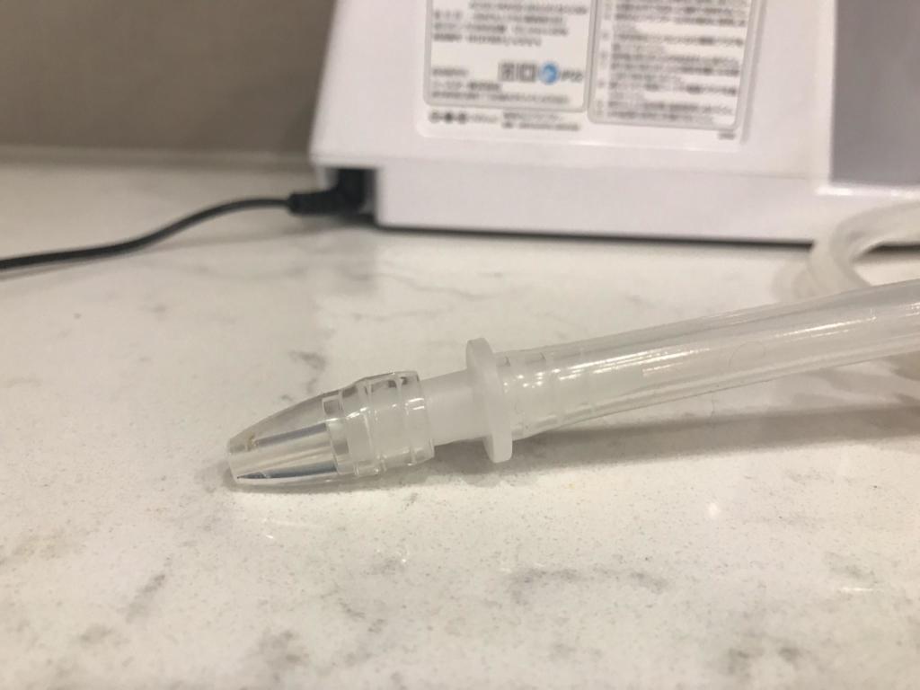 電動鼻吸い器メルシーポットチューブ先端
