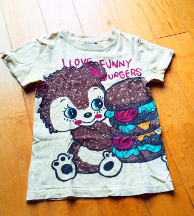 グラグラのTシャツ