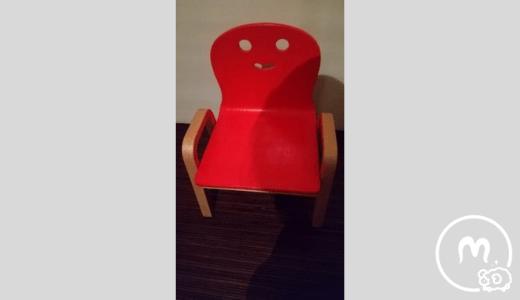 キコリの椅子 ベルトなし