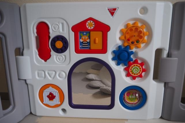 ミュージカルキッズランドDX玩具一体型